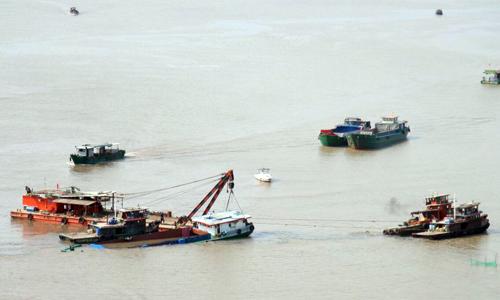 Two missing after Saigon river collision, social news, vietnamnet bridge, english news, Vietnam news, news Vietnam, vietnamnet news, Vietnam net news, Vietnam latest news, vn news, Vietnam breaking news