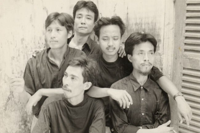 Gang of Five Chancing Modern exhibition to be held in HCMC, entertainment events, entertainment news, entertainment activities, what's on, Vietnam culture, Vietnam tradition, vn news, Vietnam beauty, news Vietnam, Vietnam news, Vietnam net news, vietnamne