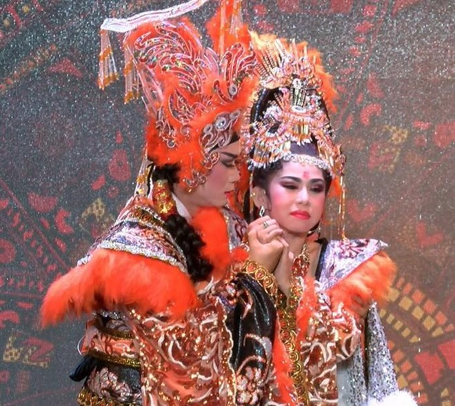 HCM City theatres work to preserve cai luong, entertainment events, entertainment news, entertainment activities, what's on, Vietnam culture, Vietnam tradition, vn news, Vietnam beauty, news Vietnam, Vietnam news, Vietnam net news, vietnamnet news, vietna