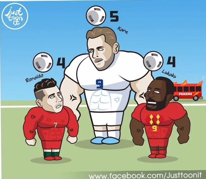 Cartoons Spice Up World Cup 2018 News Vietnamnet