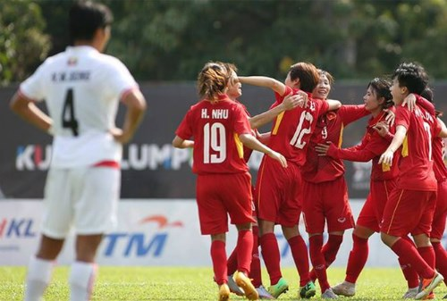 Vietnam trounce Singapore in second match of AFF Women's Champs, Sports news, football, Vietnam sports, vietnamnet bridge, english news, Vietnam news, news Vietnam, vietnamnet news, Vietnam net news, Vietnam latest news, vn news, Vietnam breaking news
