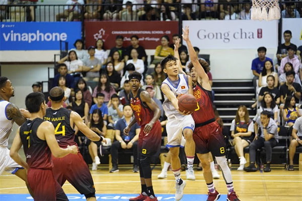 VBA game, Hanoi Buffaloes beat Saigon Heat, Vietnam economy, Vietnamnet bridge, English news about Vietnam, Vietnam news, news about Vietnam, English news, Vietnamnet news, latest news on Vietnam, Vietnam