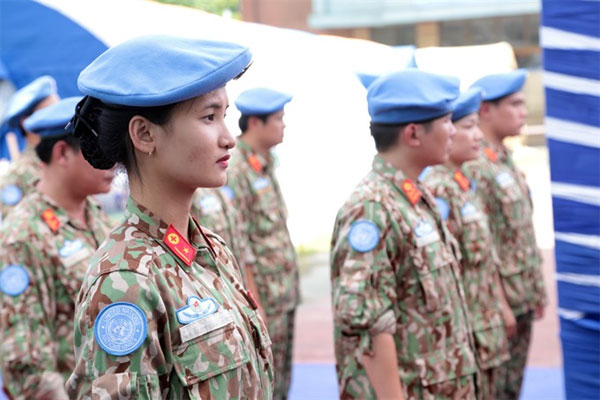 UN Peacekeeping mission, Vietnamese officers, South Sudan, Vietnam economy, Vietnamnet bridge, English news about Vietnam, Vietnam news, news about Vietnam, English news, Vietnamnet news, latest news on Vietnam, Vietnam
