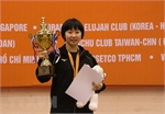 Japan triumphs at int'l table tennis tourney in HCM City