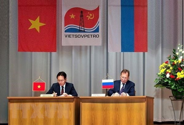Vietnam, Russia oil and gas firms step up cooperation, vietnam economy, business news, vn news, vietnamnet bridge, english news, Vietnam news, news Vietnam, vietnamnet news, vn news, Vietnam net news, Vietnam latest news, Vietnam breaking news