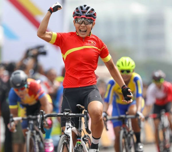 World cycling rankings, Vietnamese cyclist Nguyen Thi That, Vietnam economy, Vietnamnet bridge, English news about Vietnam, Vietnam news, news about Vietnam, English news, Vietnamnet news, latest news on Vietnam, Vietnam