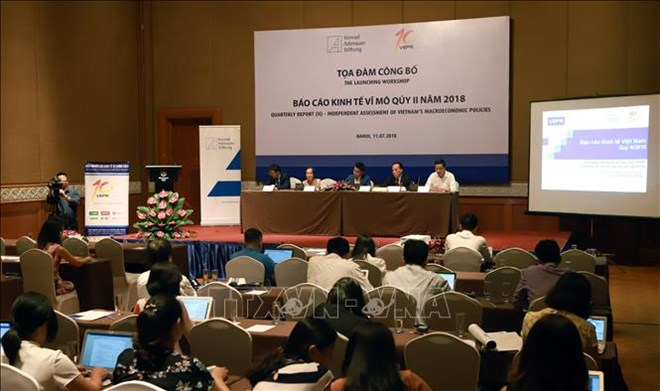 Vietnam posts strong Q2 growth, vietnam economy, business news, vn news, vietnamnet bridge, english news, Vietnam news, news Vietnam, vietnamnet news, vn news, Vietnam net news, Vietnam latest news, Vietnam breaking news