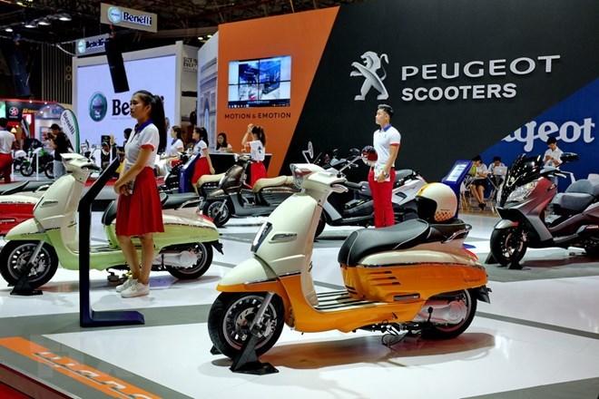 Sales of motorcycles in VN up 6 percent in Q2, vietnam economy, business news, vn news, vietnamnet bridge, english news, Vietnam news, news Vietnam, vietnamnet news, vn news, Vietnam net news, Vietnam latest news, Vietnam breaking news