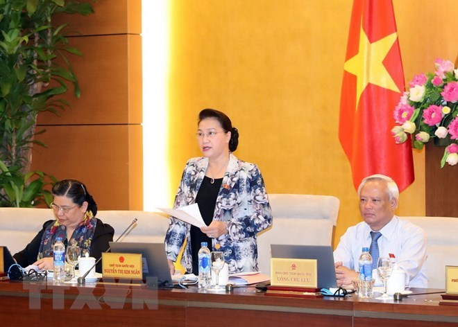 NA Standing Committee opens 25th session, vietnam economy, business news, vn news, vietnamnet bridge, english news, Vietnam news, news Vietnam, vietnamnet news, vn news, Vietnam net news, Vietnam latest news, Vietnam breaking news