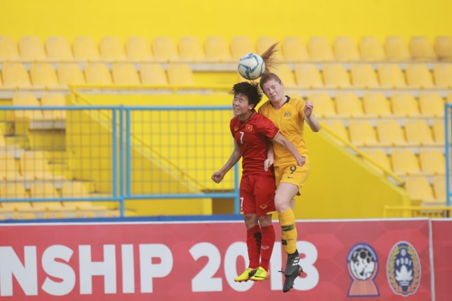 Vietnam to face Myanmar for third place of women's football tourney, Sports news, football, Vietnam sports, vietnamnet bridge, english news, Vietnam news, news Vietnam, vietnamnet news, Vietnam net news, Vietnam latest news, vn news, Vietnam breaking news
