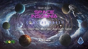 The Space Insomnis – A Concept Party at Arcan, French comic books on show, The Nocturne classical music concert at Salon Saigon, Thảo Điền Flea Market at Saigon Outcast,