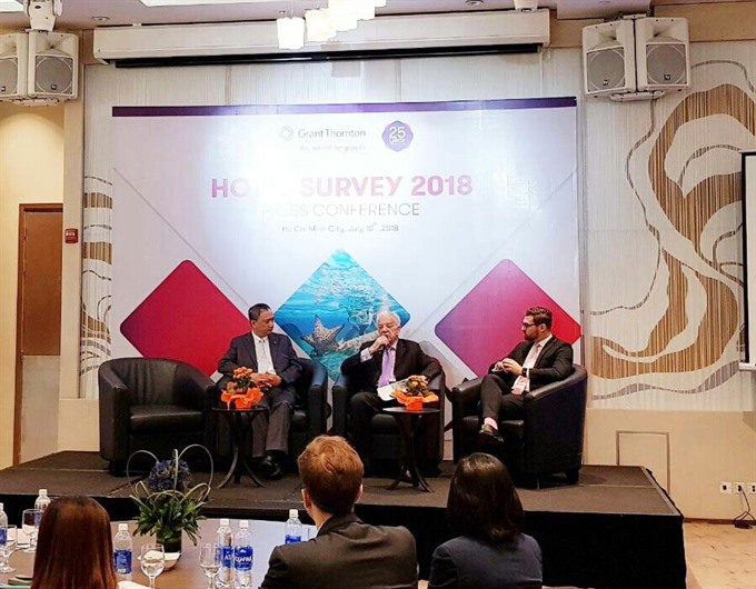 Upscale hotel sector sees all-round growth in 2017, travel news, Vietnam guide, Vietnam airlines, Vietnam tour, tour Vietnam, Hanoi, ho chi minh city, Saigon, travelling to Vietnam, Vietnam travelling, Vietnam travel, vn news