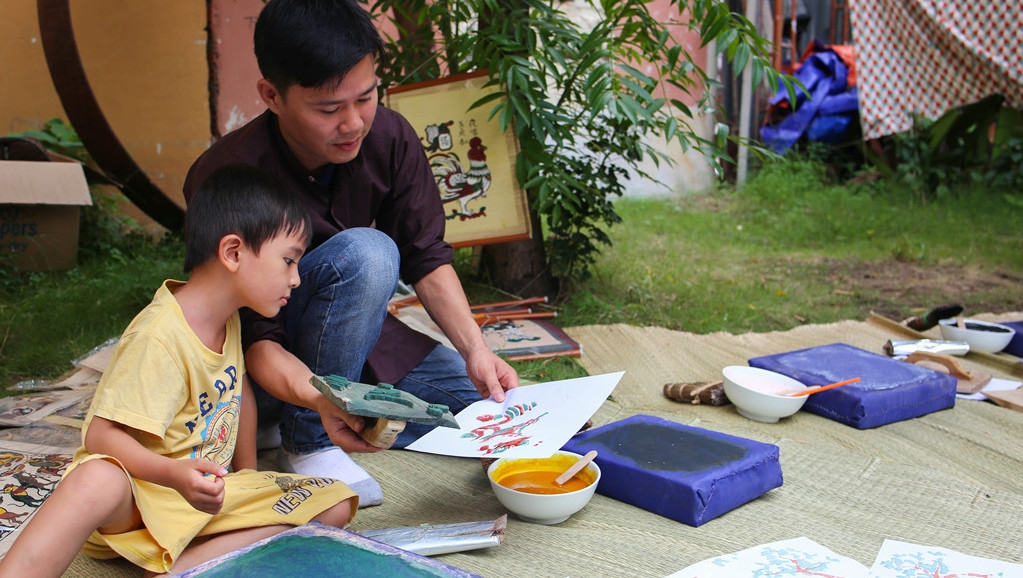UNESCO title is not enough to save Dong Ho woodblock printing. Make it sell!, entertainment events, entertainment news, entertainment activities, what's on, Vietnam culture, Vietnam tradition, vn news, Vietnam beauty, news Vietnam, Vietnam news, Vietnam n
