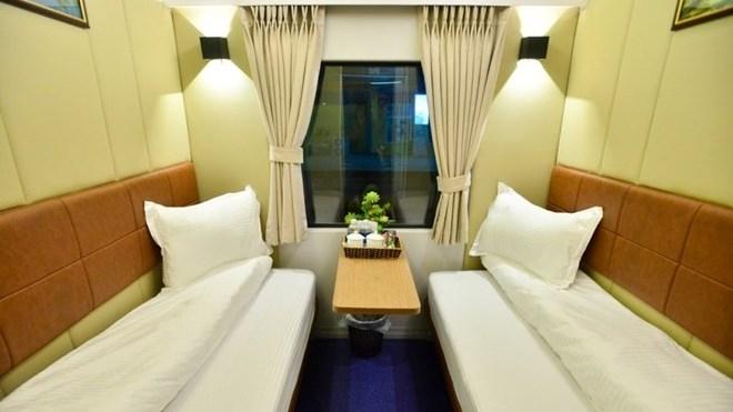 VIP 2-bed cabins on high-quality trains serve Hanoi - HCM City route, travel news, Vietnam guide, Vietnam airlines, Vietnam tour, tour Vietnam, Hanoi, ho chi minh city, Saigon, travelling to Vietnam, Vietnam travelling, Vietnam travel, vn news