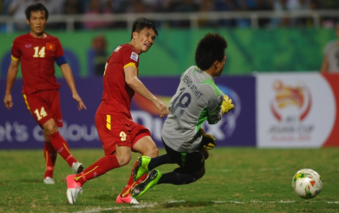 Le Cong Vinh named among all-time strikers at AFF Cup, Sports news, football, Vietnam sports, vietnamnet bridge, english news, Vietnam news, news Vietnam, vietnamnet news, Vietnam net news, Vietnam latest news, vn news, Vietnam breaking news