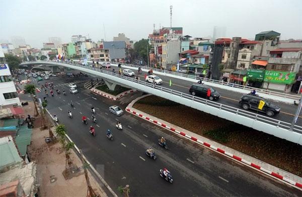 Hanoi, infrastructure projects, behind schedule, Vietnam economy, Vietnamnet bridge, English news about Vietnam, Vietnam news, news about Vietnam, English news, Vietnamnet news, latest news on Vietnam, Vietnam