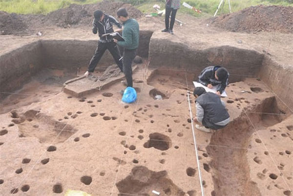 Vuon Chuoi archaeological site, archaeologists work, Vietnam economy, Vietnamnet bridge, English news about Vietnam, Vietnam news, news about Vietnam, English news, Vietnamnet news, latest news on Vietnam, Vietnam