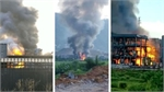China industrial park explosion kills 19