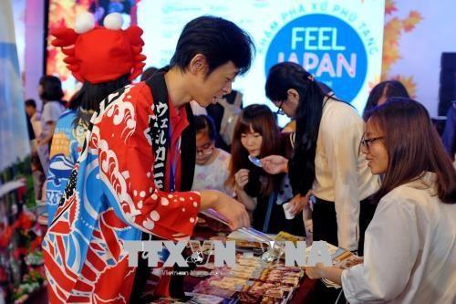 Feel Japan in Vietnam 2018 kicks off in HCM Cityentertainment events, entertainment news, entertainment activities, what's on, Vietnam culture, Vietnam tradition, vn news, Vietnam beauty, news Vietnam, Vietnam news, Vietnam net news, vietnamnet news, viet