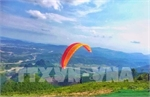 Quang Ninh: National paragliding contest kicks off