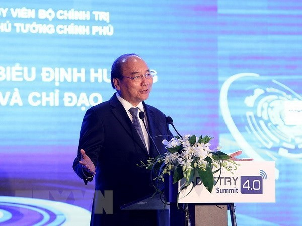With resolve, Vietnam ready to move forward in Industry 4.0: PM says, IT news, sci-tech news, vietnamnet bridge, english news, Vietnam news, news Vietnam, vietnamnet news, Vietnam net news, Vietnam latest news, Vietnam breaking news, vn news
