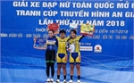 Jutatip Maneephan wins first stage of National Women's Cycling Open
