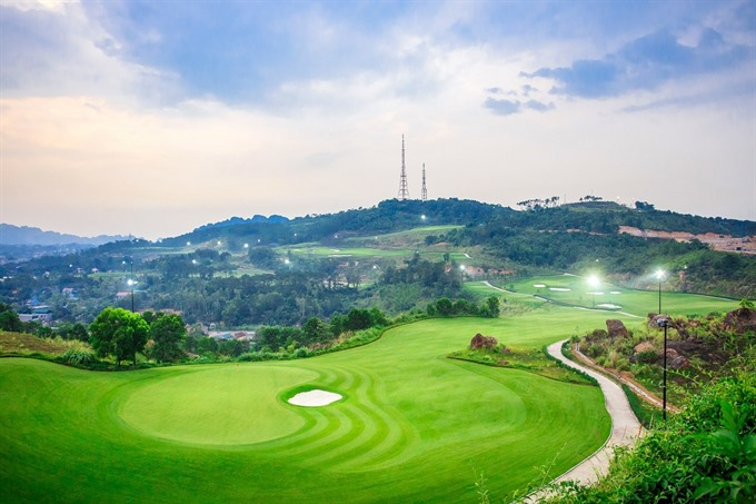 Changpeng Nontasin wins fourth stage of An Giang Television Cup, Hà Nội vs Nam Định ends in a draw, Bamboo Airways Golf Tournament to tee off