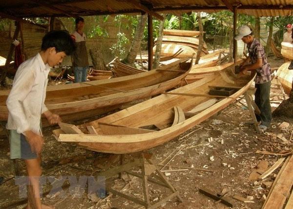 Dong Thap, preserve traditional craft villages, Vietnam economy, Vietnamnet bridge, English news about Vietnam, Vietnam news, news about Vietnam, English news, Vietnamnet news, latest news on Vietnam, Vietnam
