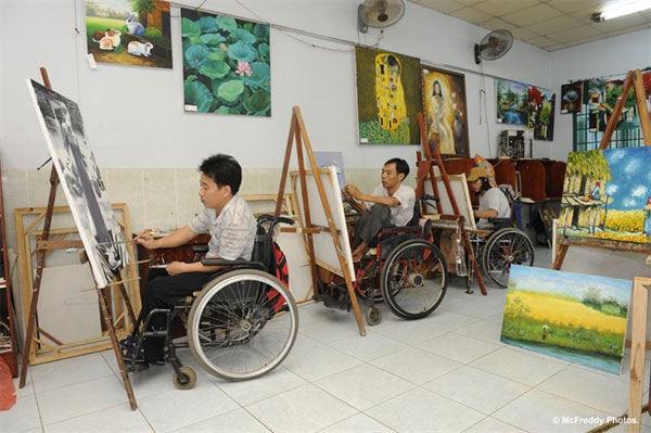 Dak Nong, Maison Chance, Lucky House, vocational training for orphans,Vietnam economy, Vietnamnet bridge, English news about Vietnam, Vietnam news, news about Vietnam, English news, Vietnamnet news, latest news on Vietnam, Vietnam