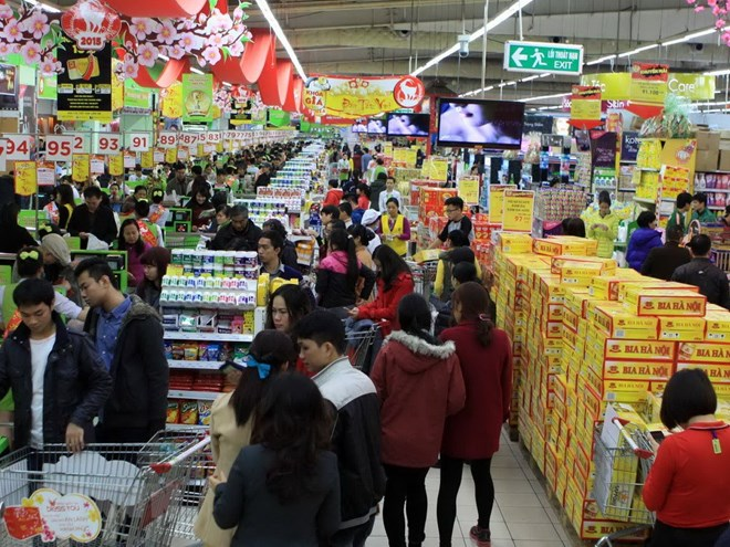 Vietnamese firms advised to embrace links with foreign retailers