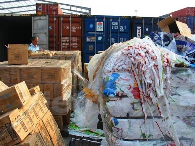 List of scraps permitted for import to be shortened: Ministry, Vietnam environment, climate change in Vietnam, Vietnam weather, Vietnam climate, pollution in Vietnam, environmental news, sci-tech news, vietnamnet bridge, english news, Vietnam news, news V