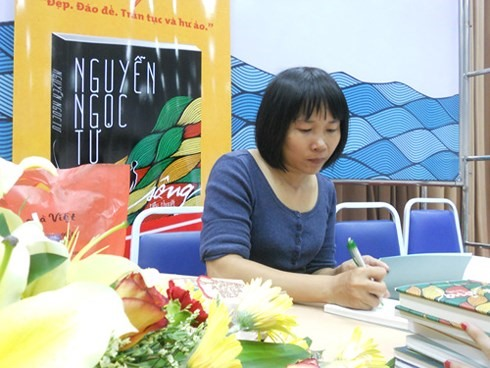 Vietnamese writer to receive literary prize at Frankfurt Book Fest, NGUYEN NGOC TU, entertainment events, entertainment news, entertainment activities, what's on, Vietnam culture, Vietnam tradition, vn news, Vietnam beauty, news Vietnam, Vietnam news, Vie