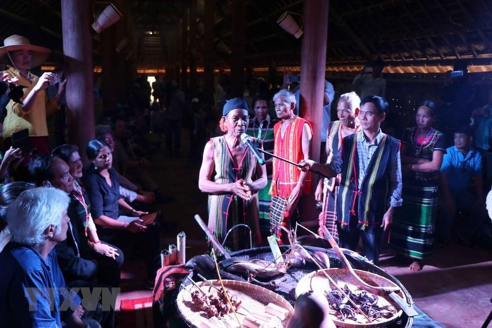 Ritual welcomes ripe avocado season in Dak Nong, entertainment events, entertainment news, entertainment activities, what's on, Vietnam culture, Vietnam tradition, vn news, Vietnam beauty, news Vietnam, Vietnam news, Vietnam net news, vietnamnet news, vie