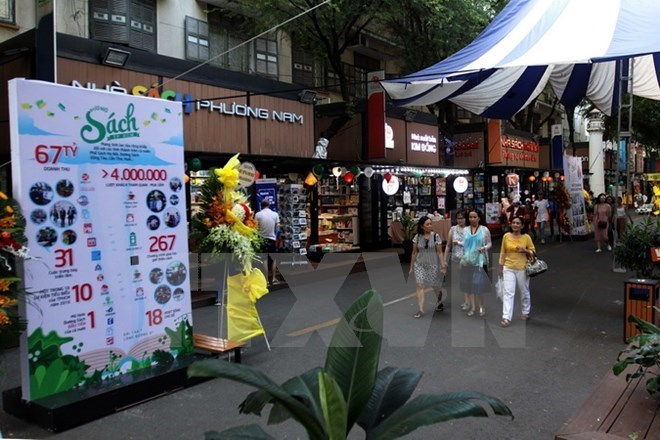 Ho Chi Minh City's book street given a makeover, entertainment events, entertainment news, entertainment activities, what's on, Vietnam culture, Vietnam tradition, vn news, Vietnam beauty, news Vietnam, Vietnam news, Vietnam net news, vietnamnet news, vie