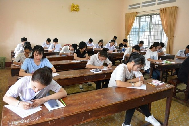 Ha Giang police begin criminal proceedings against exam cheating scandal, social news, vietnamnet bridge, english news, Vietnam news, news Vietnam, vietnamnet news, Vietnam net news, Vietnam latest news, vn news, Vietnam breaking news