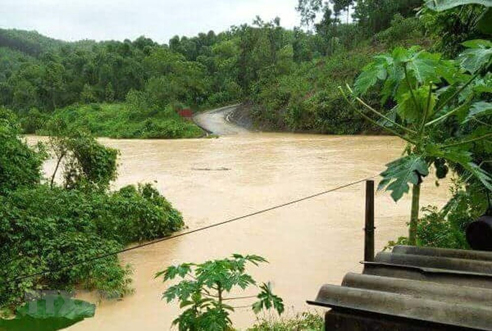 Widespread downpours cause floods in northern, central localities, social news, vietnamnet bridge, english news, Vietnam news, news Vietnam, vietnamnet news, Vietnam net news, Vietnam latest news, vn news, Vietnam breaking news