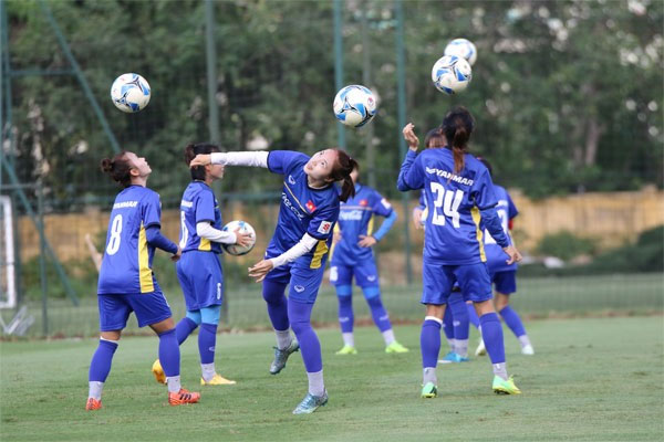 National women football team prepares for Asiad 2018 ...