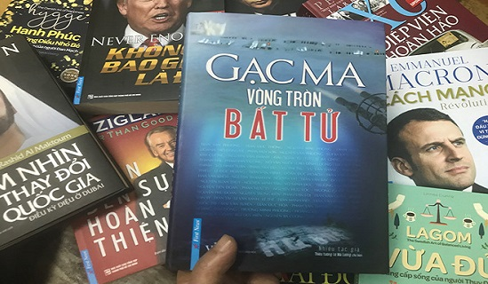 US publishing house buys rights to Vietnamese book on Gac Ma battle, social news, vietnamnet bridge, english news, Vietnam news, news Vietnam, vietnamnet news, Vietnam net news, Vietnam latest news, vn news, Vietnam breaking news