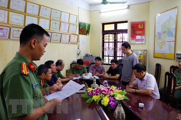 Man arrested for involvement in exam cheating in Ha Giang, social news, vietnamnet bridge, english news, Vietnam news, news Vietnam, vietnamnet news, Vietnam net news, Vietnam latest news, vn news, Vietnam breaking news