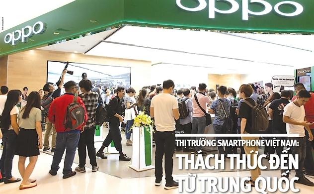 vietnam economy, business news, vn news, vietnamnet bridge, english news, Vietnam news, news Vietnam, vietnamnet news, vn news, Vietnam net news, Vietnam latest news, Vietnam breaking news, smartphone, VinSmart, Oppo