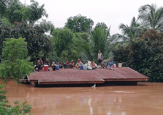 No Vietnamese citizens harmed in dam incident in Laos, social news, vietnamnet bridge, english news, Vietnam news, news Vietnam, vietnamnet news, Vietnam net news, Vietnam latest news, vn news, Vietnam breaking news