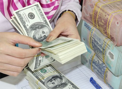 Dollar Vnd Exchange Rate Cools Down Vietnam Economy Business News Vn