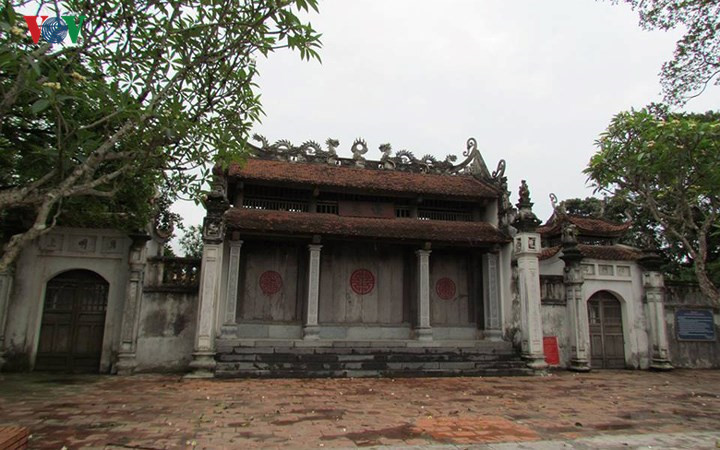 Ancient architecture and natural beauty of Ba Danh pagoda in Ha Nam, travel news, Vietnam guide, Vietnam airlines, Vietnam tour, tour Vietnam, Hanoi, ho chi minh city, Saigon, travelling to Vietnam, Vietnam travelling, Vietnam travel, vn news