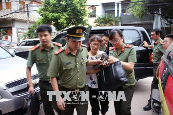 Son La arrests three exam-cheating suspects, social news, vietnamnet bridge, english news, Vietnam news, news Vietnam, vietnamnet news, Vietnam net news, Vietnam latest news, vn news, Vietnam breaking news