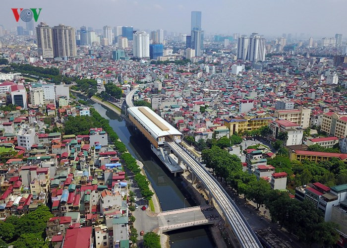 New projects give new look for Hanoi 10 years after expansion