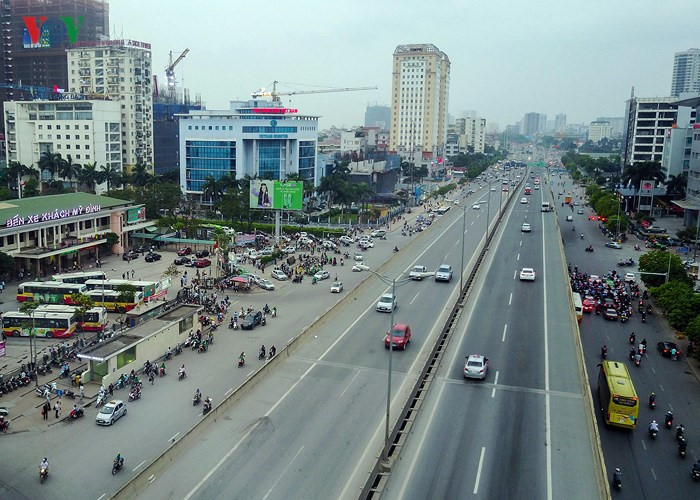 New projects give new look for Hanoi 10 years after expansion, social news, vietnamnet bridge, english news, Vietnam news, news Vietnam, vietnamnet news, Vietnam net news, Vietnam latest news, vn news, Vietnam breaking news