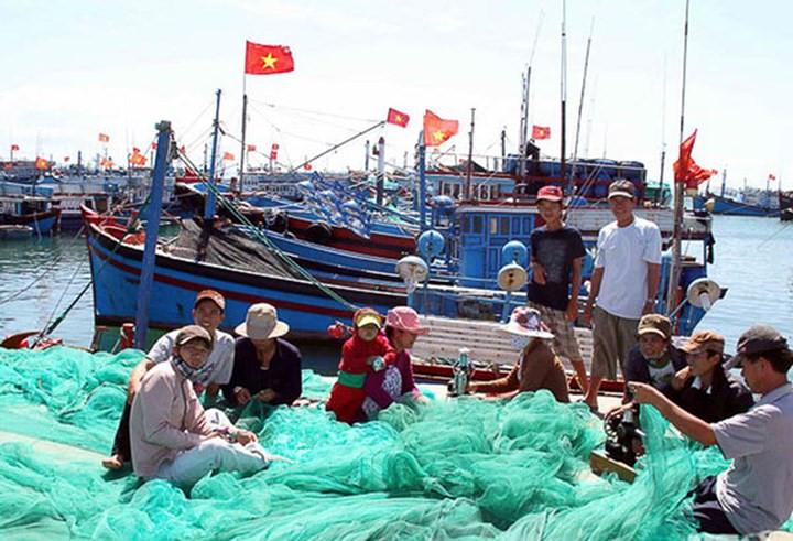 Ninh Thuan fishermen buoyant with bumper catch, social news, vietnamnet bridge, english news, Vietnam news, news Vietnam, vietnamnet news, Vietnam net news, Vietnam latest news, vn news, Vietnam breaking news