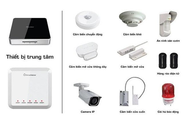 Bkav rolls out high-end SmartHome Security devices, IT news, sci-tech news, vietnamnet bridge, english news, Vietnam news, news Vietnam, vietnamnet news, Vietnam net news, Vietnam latest news, Vietnam breaking news, vn news