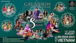 Oriental Passion Saigon Gala to feature belly dancers
