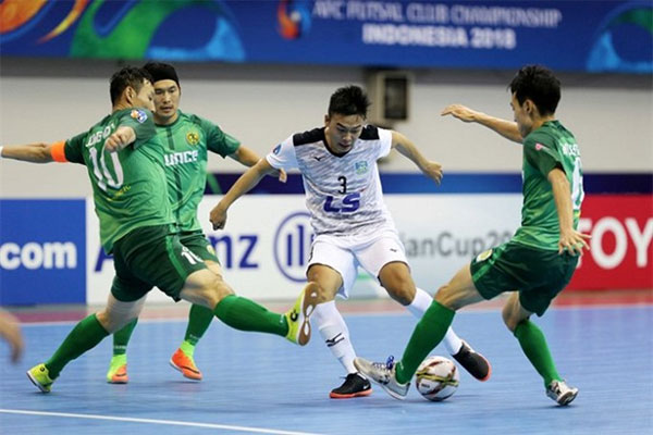 AFC Futsal Champs, Thai Son Nam, Vietnam economy, Vietnamnet bridge, English news about Vietnam, Vietnam news, news about Vietnam, English news, Vietnamnet news, latest news on Vietnam, Vietnam